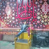 Photo taken at Alhadi Mosque | مسجد الهادى by Maysam T. on 12/27/2016