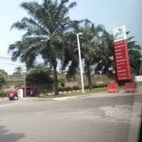 Photo taken at SPBU 34-12506 TB Simatupang by Didit R. on 7/9/2014