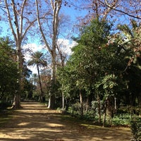Photo taken at María Luisa Park by José Antonio G. on 12/25/2012