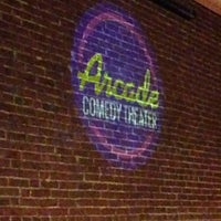 Photo taken at Arcade Comedy Theater by Adam N. on 8/30/2015