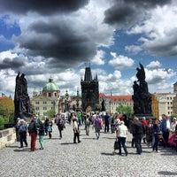 5/12/2013 tarihinde Daniel E.ziyaretçi tarafından Karl Köprüsü'de çekilen fotoğraf