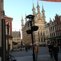 Photo taken at Leuven by Pierre D. on 3/19/2013