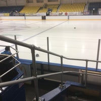 Photo taken at Fife Ice Arena by Marie Yvette on 11/30/2016