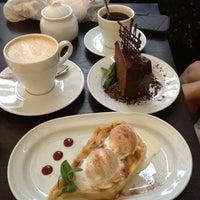Снимок сделан в Світ кави / World of Coffee пользователем Xenia K. 5/3/2013