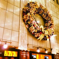 Photo taken at 松屋銀座 SPACE OF GINZA by Megumi M. on 12/24/2012