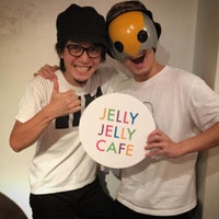 Photo taken at JELLY JELLY CAFE by Sho S. on 9/26/2016