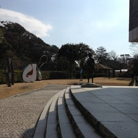 Photo taken at Museum of Modern Art, Kamakura Annex by kal on 2/23/2013