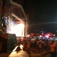 Photo taken at Carnaval Araputanga by Dani P. on 2/11/2013