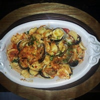 Photo taken at La Nonna Pizzeria Trattoria Paninoteca by Melissa S. on 8/3/2013