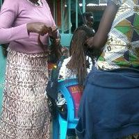 Photo taken at Kenyatta market by Kafoiii on 7/4/2013