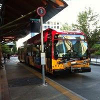 Photo taken at Bellevue Transit Center by Manas G. on 7/1/2013