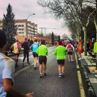 Photo taken at Universidad Carlos III de Madrid - Campus de Getafe by César S. on 3/17/2013