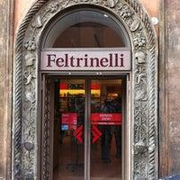 Photo taken at La Feltrinelli by Giorgio B. on 10/21/2012