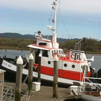 Photo taken at Coos Bay Boardwalk by Troy Sterling W. on 3/23/2013