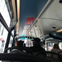 Photo taken at TfL Bus 149 by Mark E. on 6/2/2013