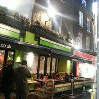 Снимок сделан в Carnaby Burger Co пользователем Jasem A. 12/28/2012