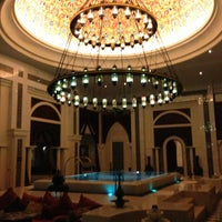 Photo taken at Talise Ottoman Spa by Tata P. on 3/9/2013