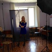 Photo taken at ЛУ им. Даля (3-й корпус) by Alexandra💕 B. on 4/3/2014
