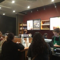 Photo taken at Starbucks by Denisse R. on 3/30/2013