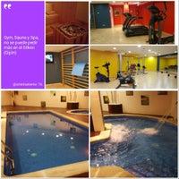 Foto tomada en Hotel Silken Ciudad Gijon por Cristina T. el 2/25/2016