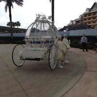 Photo taken at Disney's Wedding Pavilion by Samantha M. on 4/14/2013