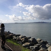 Photo taken at Marina Park by Jasper Y. on 11/18/2012