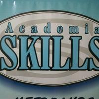 Photo taken at Academia Skills by Diego G. on 4/14/2013