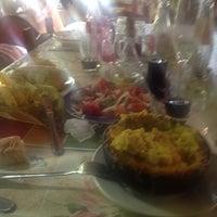Photo taken at restaurant los cantaros, La granja educativa by Claudio P. R. on 3/30/2014