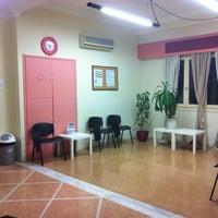 Photo taken at Κέντρο Εφαρμοσμένης Ψυχοθεραπείας και Συμβουλευτικής by Christina K. on 11/12/2013
