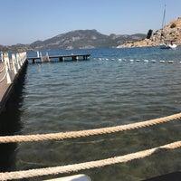 Foto scattata a Poseidon Boutique Hotel & Yacht Club da Esra C. il 9/16/2017