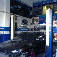 Photo taken at Omur Auto Subaru by Kaan N. on 6/20/2013