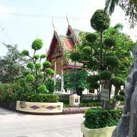 Photo taken at วัดลานนา by Nontawat K. on 2/14/2014