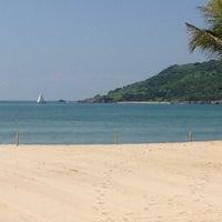Photo taken at Malay Club de Playa by Gaddiel H. on 10/6/2012