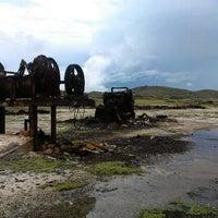 Photo taken at Boka Patrick Ruins by Dr. T on 10/19/2012