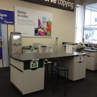 Photo taken at Staples by Allen H. on 10/2/2012