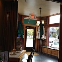 Photo taken at Johnny Mango World Café & Bar by Allen H. on 10/24/2012