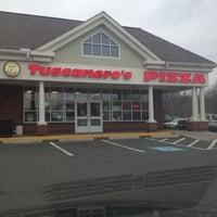 Photo taken at Tuscanero's Pizza by Thomas M. on 2/26/2013