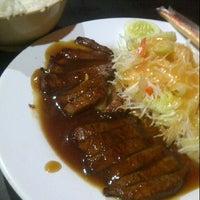 Photo taken at Koyoku Japanese Food by Lie J. on 12/7/2012
