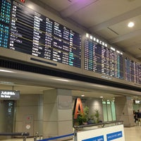 Photo taken at Narita International Airport (NRT) by Vj M. on 6/29/2013