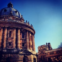 Photo taken at Bodleian Library by Remi L. on 4/28/2013