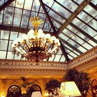Photo taken at InterContinental Paris Le Grand Hôtel by Remi L. on 5/23/2013