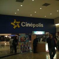 Photo taken at Cinépolis Las Américas by Irving A. on 3/4/2013