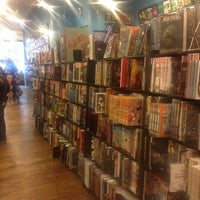 Photo taken at Forbidden Planet by Alexei L. on 12/4/2012