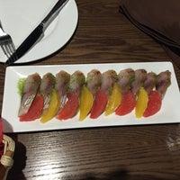 Das Foto wurde bei ресторан ORDA von Eugenia am 2/29/2016 aufgenommen
