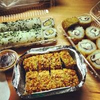 Foto tomada en Yamaki Sushi por Mauricio G. el 4/4/2013