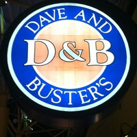 Photo taken at Dave & Buster's by Rafi V. on 12/20/2012