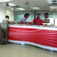 Photo taken at Vodafone by Sameh A. on 10/29/2012