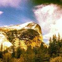 Photo taken at Mirror Lake by Paul N. on 12/30/2012