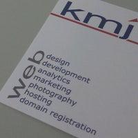 Photo taken at KMJ Web Design by Karl M. on 5/3/2013