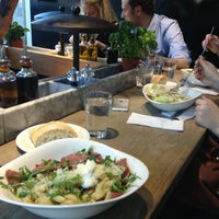 Photo taken at Vapiano by Sus on 4/5/2013